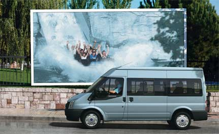 : Ford Transit Bus / Форд Транзит Бас
