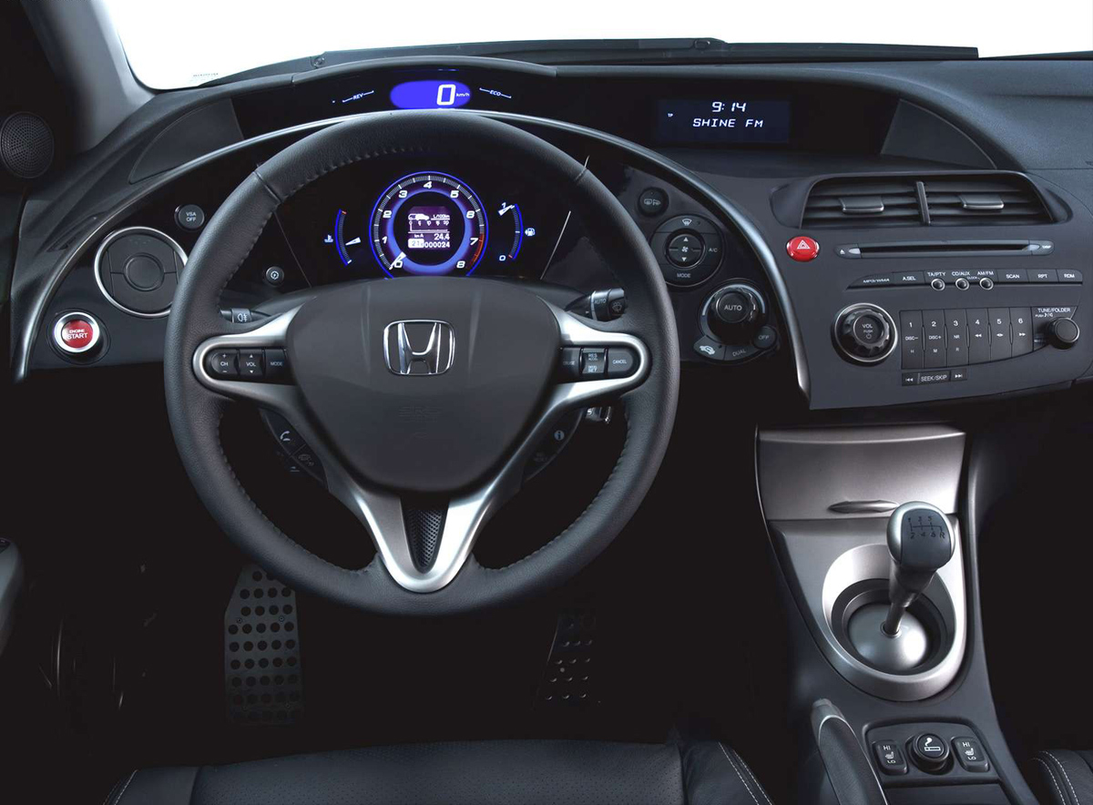 Хонда цивик авто фото