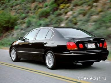 lexus gs 300 купить новый спец предложение: