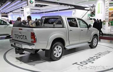 Toyota hilux отзывы автолюбителей о toyota hilux