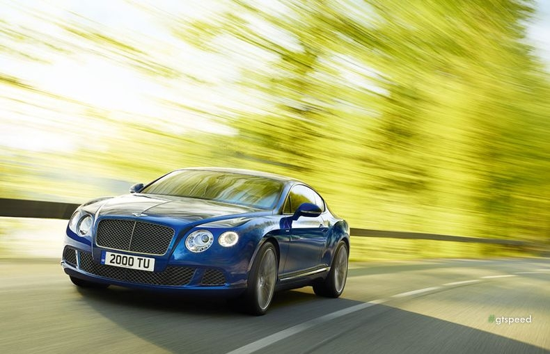 Технические характеристики Bentley Continental / Бэнтли ...
