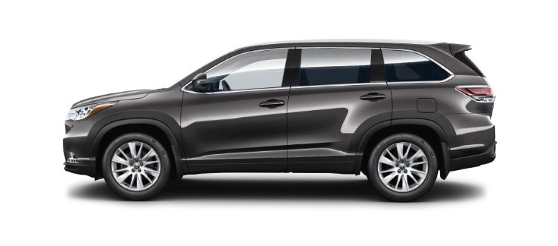 Технические характеристики Toyota Highlander...