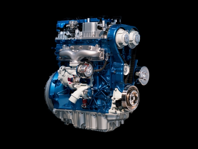 2009 ford v6 3 5 twin turbo ecoboost engine