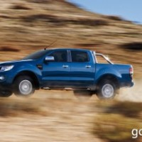 : Ford Ranger new фото сбоку