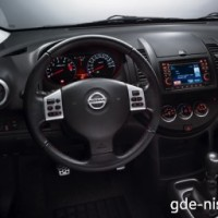 : Nissan Note руль