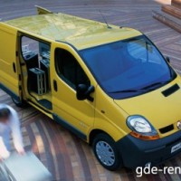 : Renault Trafic Fourgon