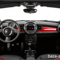 : MINI Cooper coupe руль