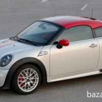 : MINI Cooper coupe вид сбоку