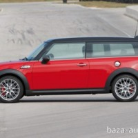 : фото MINI John Cooper Works clubman сбоку