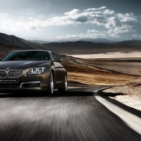 BMW 6ER Grand Coupe: спереди